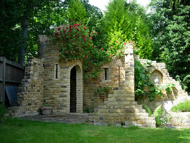The Folly in Summer
